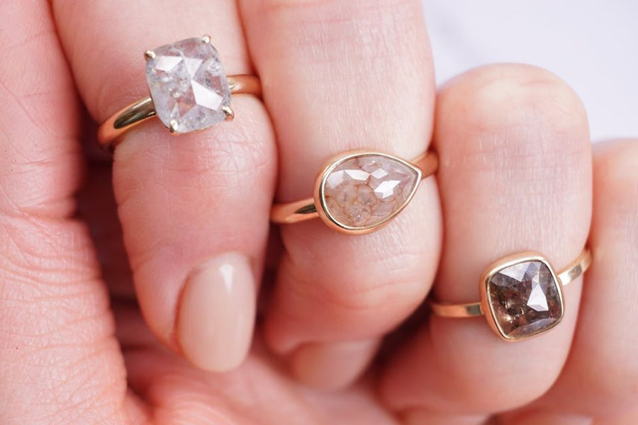 Engagement Ring History: The Story Behind Diamond Engagement Rings