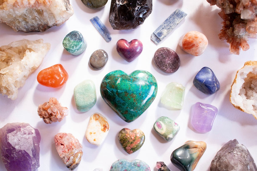 Pairing Stones and Astrology