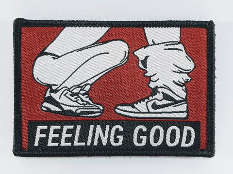 Feeling Good Patch - DEVILSIX