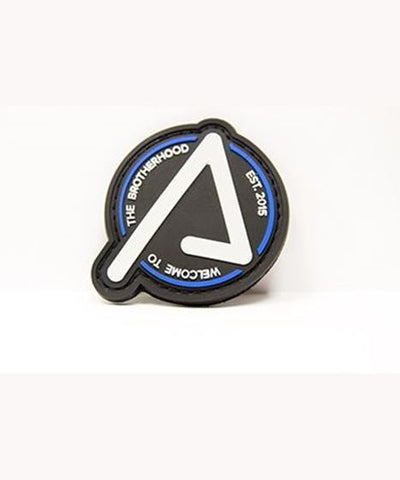 Agency Arms Agency Patch Blue Line