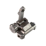 FOLDING MICRO REAR SIGHT 300 METER - DEVILSIX