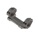 "SCOPE MOUNT ASSY, ONE PC, 30MM BLACK (1.5"" HEIGHT) - DEVILSIX"