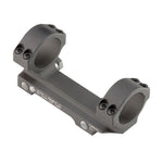 "SCOPE MOUNT ASSY, ONE PC, 34MM BLACK (1.5"" HEIGHT) - DEVILSIX"