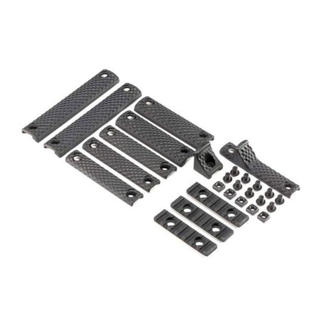 URX III & 3.1 DELUXE RAIL PANEL KIT - DEVILSIX