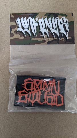 UNKWN8 - Limited 50 Piece Halloween Goon Squad Patch - DEVILSIX