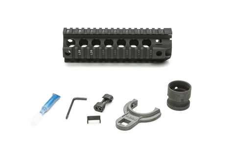 BCMGUNFIGHTER QRF (Quad Rail Free Float Handguard) - DEVILSIX