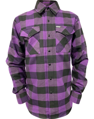 Women's Heiress Flannel - DEVILSIX