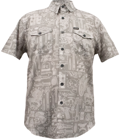 Sampson Short Sleeve - DEVILSIX