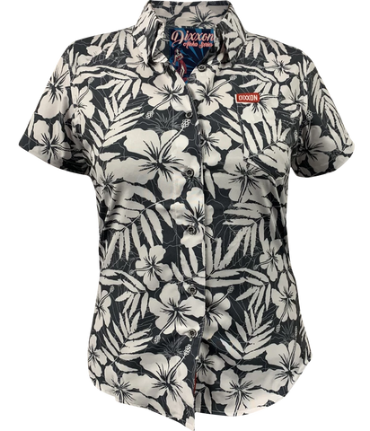 Women's Kaneohe Short Sleeve - DEVILSIX