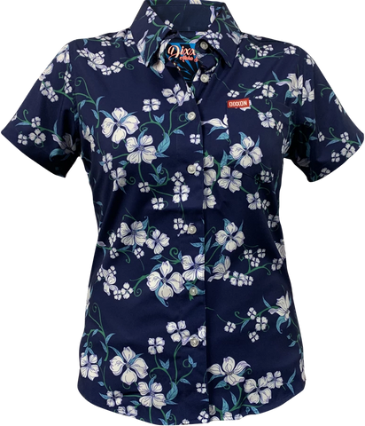 Women's Aloha Short Sleeve - DEVILSIX
