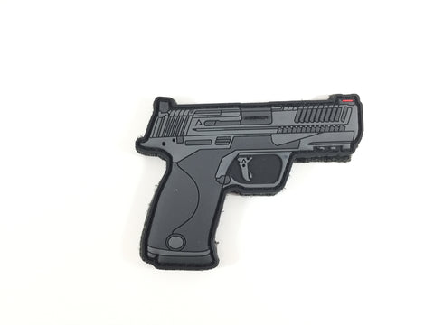 Agency Arms M&P PVC Patch - DEVILSIX