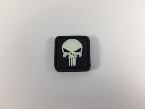 PUNISHER SKULL CAT EYE Patch - DEVILSIX