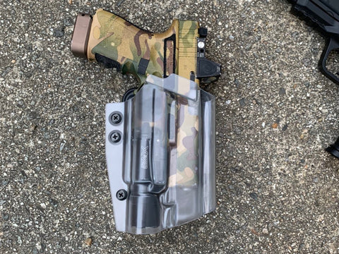 OCW Light Compatible Holster - DEVILSIX