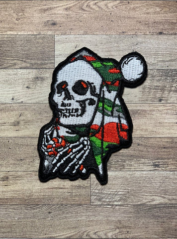 PBJ Supply - Nightmare Before Christmas Patch - DEVILSIX