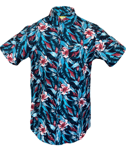 ANTIGUA SHORT SLEEVE - DEVILSIX