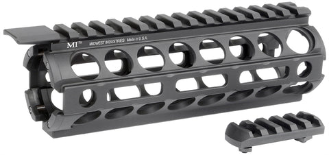 MI AR-15/M16 M-Series Two Piece Drop-In Handguard - DEVILSIX
