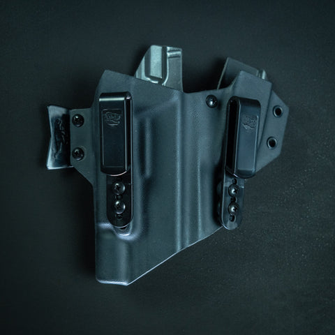 Quick Ship Light-Compatible Sidecar Holster - DEVILSIX