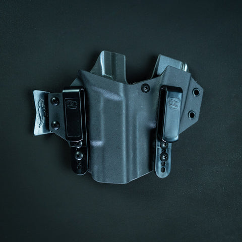 Quick Ship Sidecar Holster - DEVILSIX