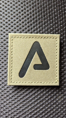 Agency Arms 'A' Patch Color: Ranger Green/Black - DEVILSIX
