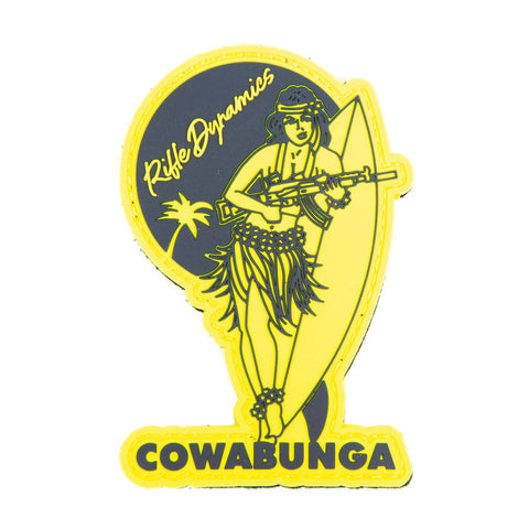Cowabunga Patch - DEVILSIX