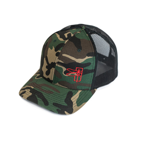 Haley Strategic M81 WOODLAND SNAPBACK - DEVILSIX