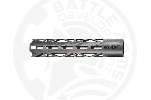 BATTLEARMS™ Carbon Fiber Hand Guard 10in M-LOK - DEVILSIX