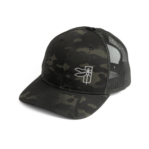 Haley Strategic MULTICAM BLACK SNAPBACK - DEVILSIX