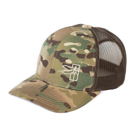 Haley Strategic MULTICAM SNAPBACK - DEVILSIX