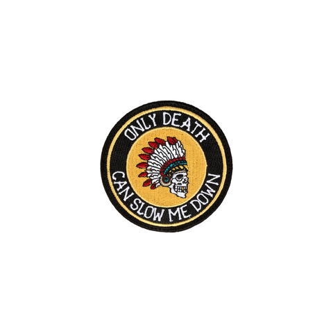 SPIRITUS SYSTEMS - Indian Head Patch