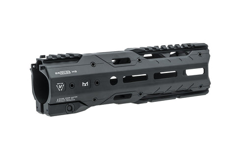 Strike Industries GridLok Handguard Complete Unit - Black - DEVILSIX