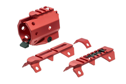 Strike Industries GridLok Sight and Rail Attachments - All Colors - DEVILSIX