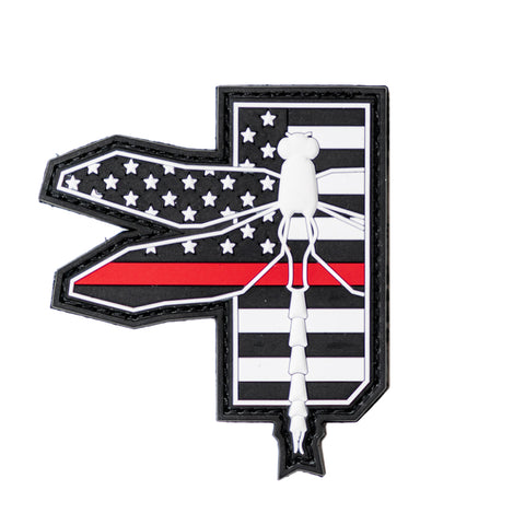 HSP Thin Red Line Support Patch - DEVILSIX