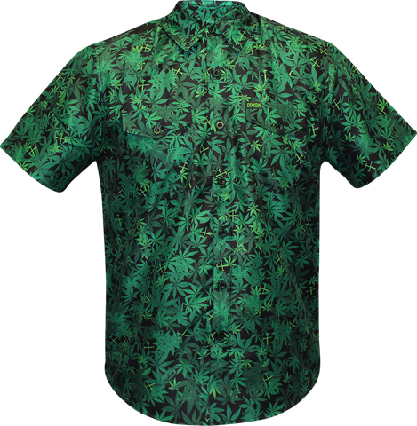 在庫限り【限定商品】Green Room Short Sleeve - DEVILSIX