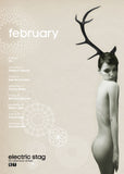 Electric Stag February Poster