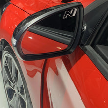 Load image into Gallery viewer, Wing Mirror N Logo's (Pair)