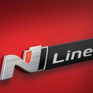 Hyundai N Line Badge - NSport Ltd Store