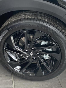 Hyundai Alloy Wheel Protection (Set of 4) - NSport Ltd Store