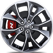 Load image into Gallery viewer, Hyundai i30N Alloy Wheel : Save on Dealer Price! - NSport Ltd Store