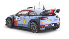 Load image into Gallery viewer, Hyundai i20 Coupe WRC  Team Model Car 1:43 scale - Save On RRP ! - NSport Ltd Store