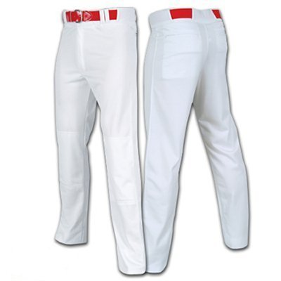 Relaxed Fit Youth Baseball Pants