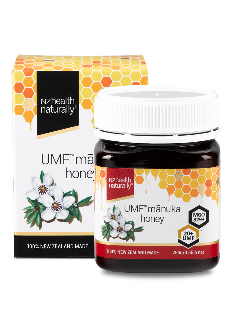 UMF Mānuka Honey 20+