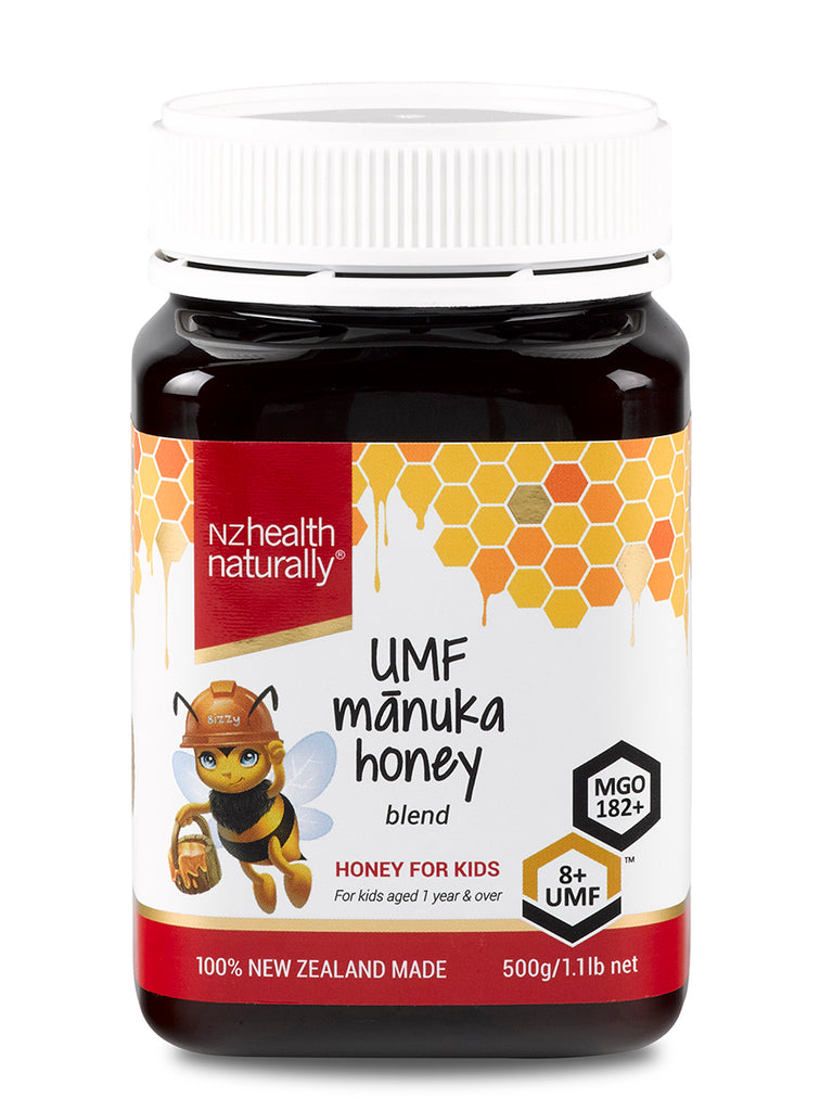 UMF Mānuka Honey 8+ for Kids