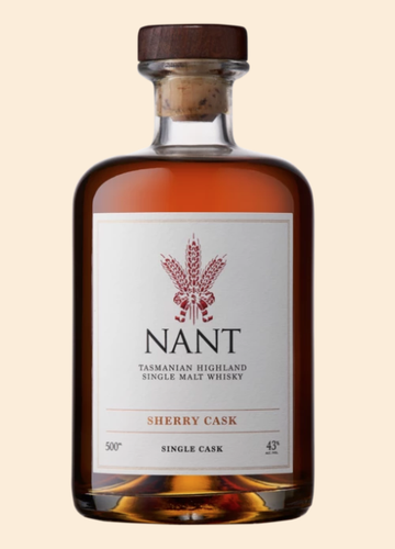 NANT Whisky Sherry Cask 500ML