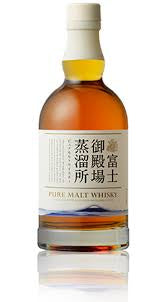 Kirin Fuji-Gotemba Distillery Pure Malt whisky 500ml 40%