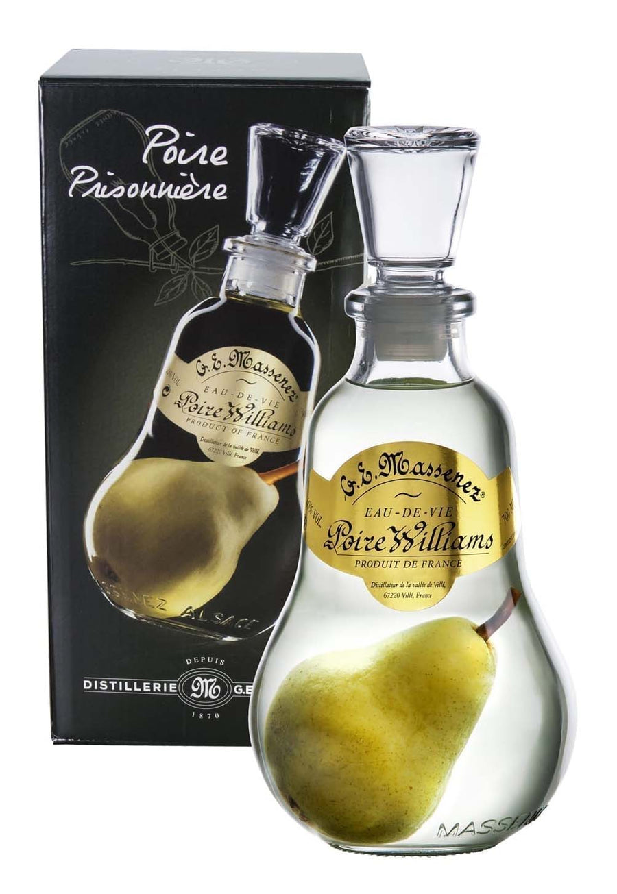 Massenez William Pear Prisoner Eau de Vie