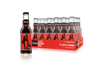 Artisan Drinks - Barrel Smoked Cola 24 x 200ml