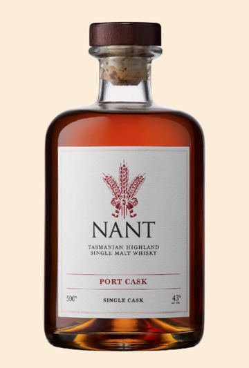 NANT Whisky Port Cask 500ML