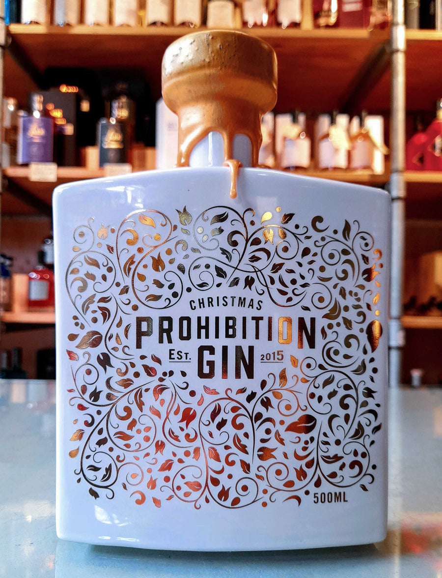Prohibition Christmas Gin 500mL