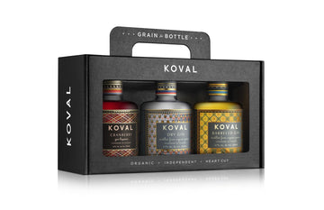 KOVAL Gin Gift 3 Pack - 3x200ml