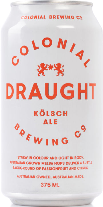 Colonial Draught 6pk